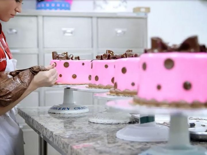 "Avaya IP Office Helps TLC's ""Cake Boss"" Grow his Business 14x"